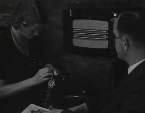 De retro radio